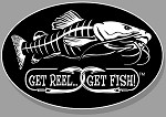 Catfish Fishing Decal - 6